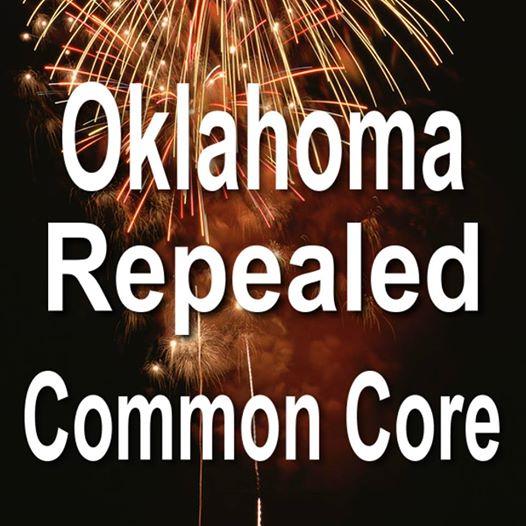 Oklahoma Repealed Common Core