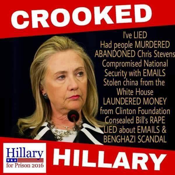 CrookedHillary